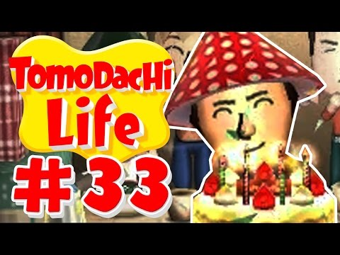 Tomodachi Life: Sips Is Jesus?! - Part 33