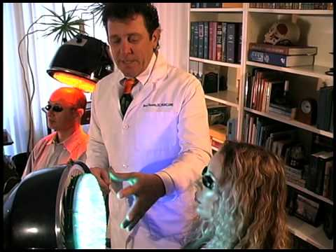 Laser Treatment for Hair Growth and Face Rejuvenation