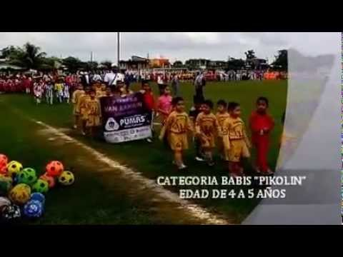 LIGA MUNICIPAL LIC. GUADALUPE ABAD 2014 - 2015 PUMAS TUXTEPEC