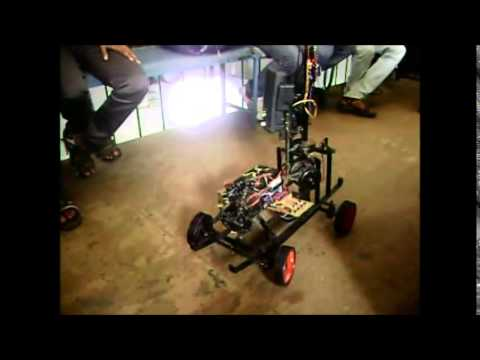 mechatronics/ mechanical project——Special Task Force Robo