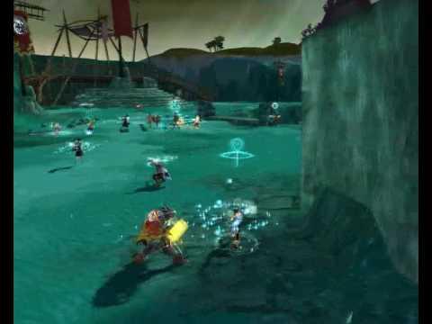 Guild Wars GvG : rawr vs KMD