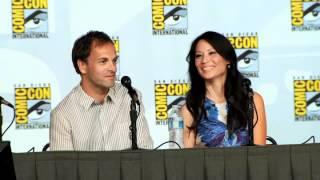 Comic-Con 2012 - Elementary Panel - Part 3