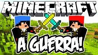 A Guerra! - Minecraft (NOVO)