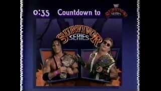 Survivor Series 1992 Pre-Show