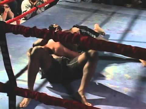 MMA in Columbus, GA: Tony Hunter vs. Brian Burch