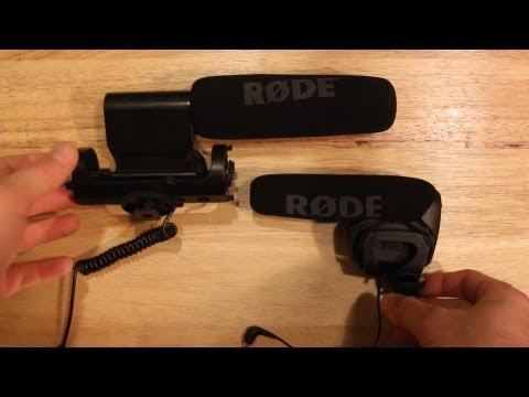 Rode VideoMic Pro Review v.s. Rode VideoMic - DSLR FILM NOOB