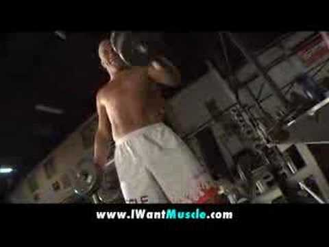 Tito Ortiz UFC Training & Fighting TV Commercial (Limo) Image 1