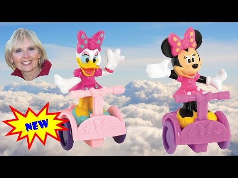 ♥♥ Minnie Mouse Cruisin' Friendship Rides