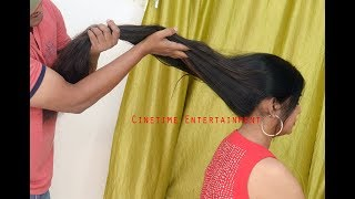 Download Urvashi Passionate Long Hair Play ,Smelling by Man 3Gp Mp4
