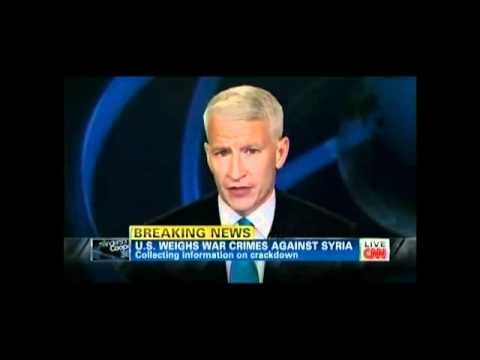 AC360 reports on crimes against humanity by al Assad regime on Syrian people Jun 17 2011