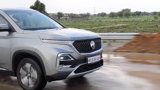 MG Hector Petrol DCT Review | Gagan Choudhary