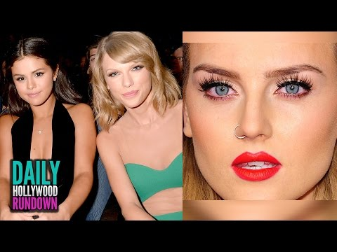Taylor & Selena Performing At VMA's? - Perrie Edwards BREAKS DOWN During Performance (DHR)