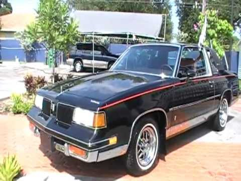 1987 oldsmobile cutlass salon for sale www