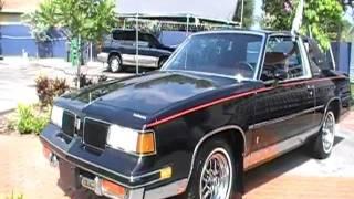 Play 1981 oldsmobile cutlass calais for 1987 cutlass salon t tops