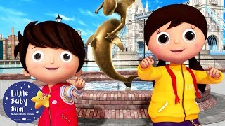 Learn How To Copy Me! #singalong   Fun #Learning with #LittleBabyBum   #NurseryRhymes for Kids