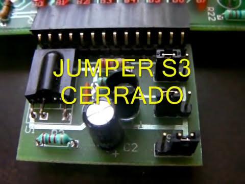 SENSOR DE PROXIMIDAD INFRARROJO MICROCONTROLADOR PIC 16F84 PUNTO FLOTANTE S.A.