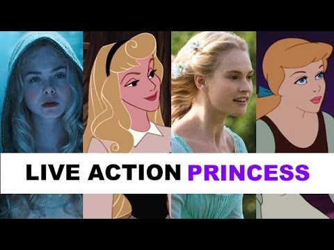 Maleficent Elle Fanning, Into The Woods Anna Kendrick, Cinderella Lily James - Beyond The Trailer
