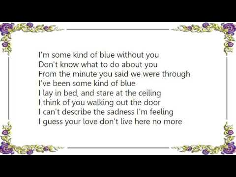 Glenn Frey - Some Kind Of Blue