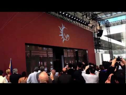 Solaire Resort & Casino Opening Ceremony Highlights