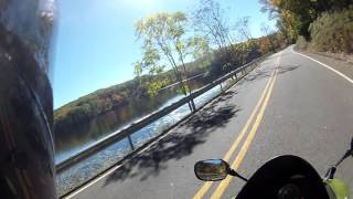 Chill Ride: Bear Mountain, Harriman And Seven Lakes Drive Area [Unedited]