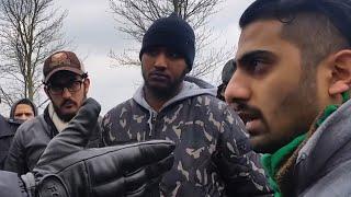 SHIA BLADE RUNNER | FULL FIGHT | SUNNI VS  SHIA | ABDUL HAMEED | SPEAKERS CORNER