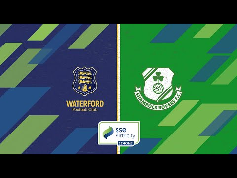 Premier Division GW3: Waterford 0-2 Shamrock Rovers