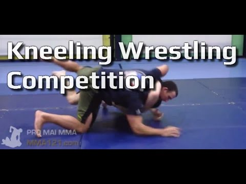 MMA 121 - Takedown Competition From Knees Image 1