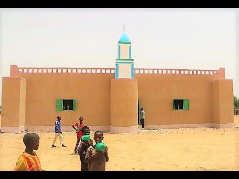 Мечеть Умар ибн Аль-Хаттаб N° 13 (Нигер - Киртачи 2017)