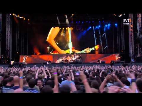 Metallica - Hit The Lights (Live @ Gothenburg Sweden, 2011)
