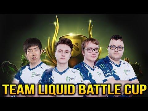 Team Liquid - Miracle Mindcontrol Matumbaman Heen Battle Cup Game 1