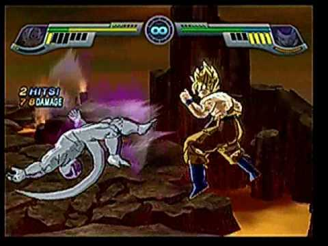 DragonBall Z: Infinite World - SSJ Goku vs. FP Frieza(Story Mode)