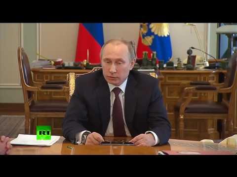 Путин злой, Обама
