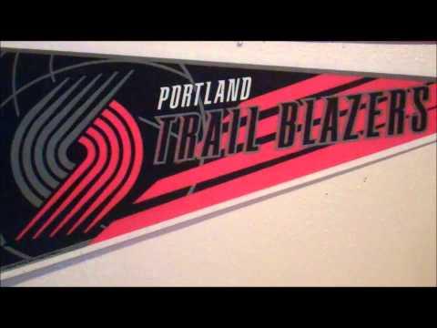 1/24/15 Washington Wizards vs. Portland Trail Blazers - 2nd Half Radio Highlights