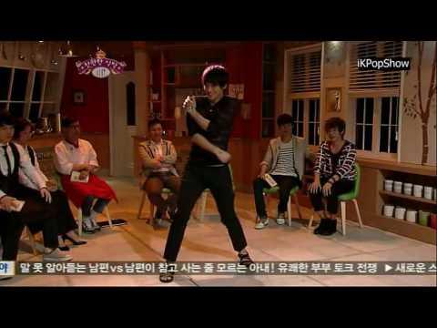 Bi Rain - Love Song dance cut(April 30)