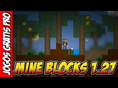Mine Blocks 1.27 Esta' pronto para ser lancado