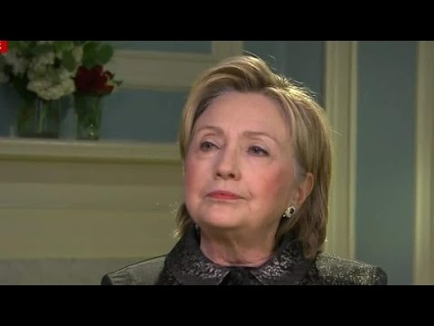 Hillary Clinton: Donald Trump 'is a loose cannon'