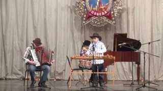 Инструментальное трио  (ксилофон, аккордеон, фортепиано)