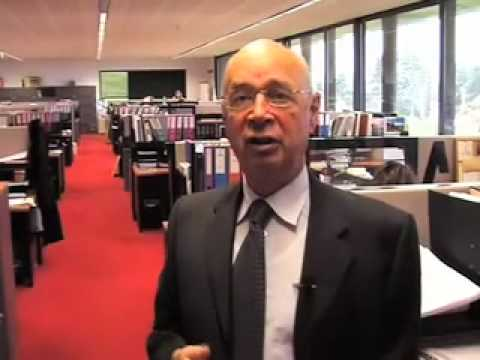 Klaus Schwab - World Economic Forum - Headquarters