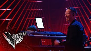 Let's Hear It For The Band! | Blind Auditions | The Voice Kids UK 2019