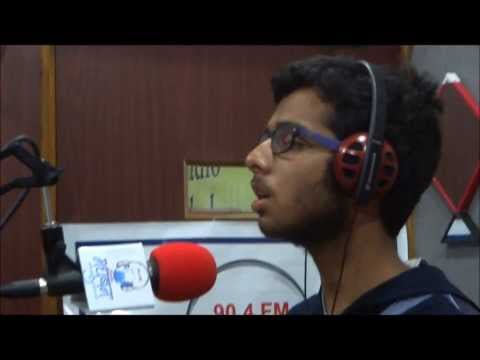 Daulat Shohrat by Shivansh Jindal at Studio of Radio Madhuban...
