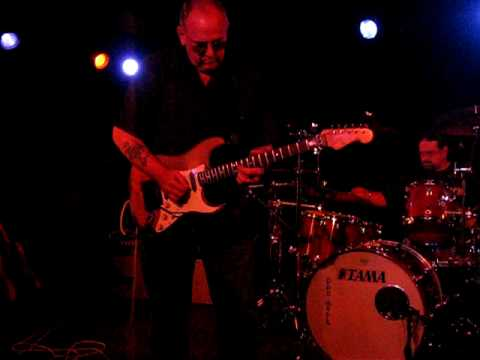 Jimmy Thackery Live - Dazes in May - uncompressed