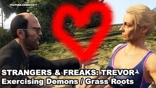 Grand Theft Auto V (GTA 5) [Strangers & Freaks] Trevor Loves Mary Ann & Grass Roots
