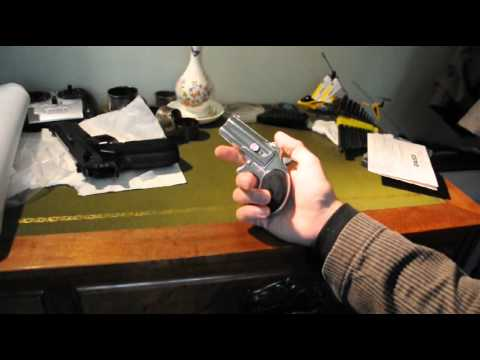 Marushin Derringer Review and test fire