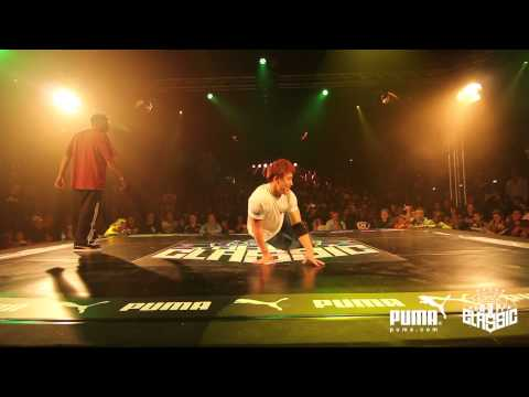 World BBoy Classic 2013 1/8 Final - Niek & Kill vs Dietje & Oniz