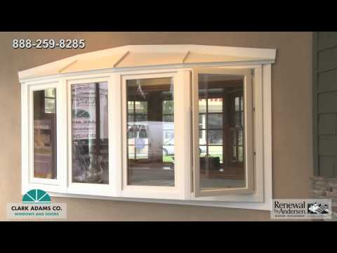 Renewal by Andersen Bow/Bay Replacement Window - South Bay