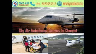 Get Sky Air Ambulance Service in Mumbai with an Expert Medical Team