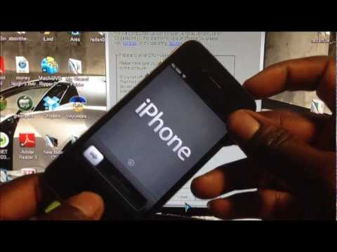 HACTIVATE YOUR IPHONE 4 & 3GS ON IOS 6 WITHOUT A SIM CARD