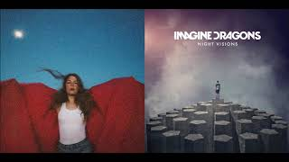 Time To Leave The Light On Maggie Rogers Vs Imagine Dragons Mashup