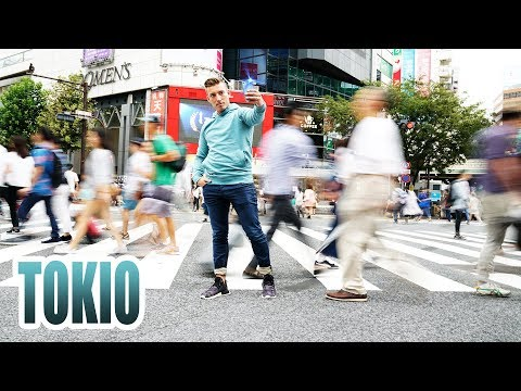 Sony Xperia Ultra Slow Motion Kamera in Tokio getestet | Vlog #033
