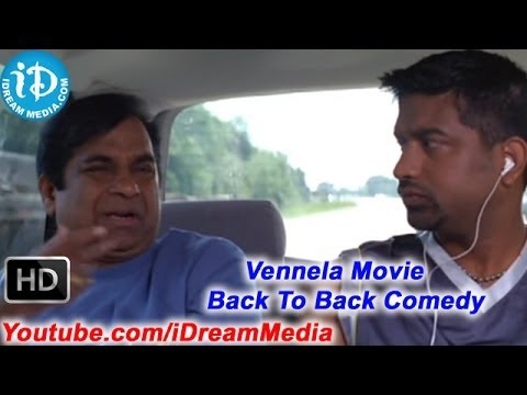 Vennela Movie - Back To Back Comedy Scenes - Vennela Kishore, Brahmanandam